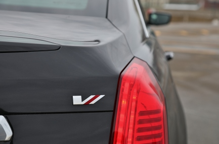2018 Cadillac CTS VSport 8