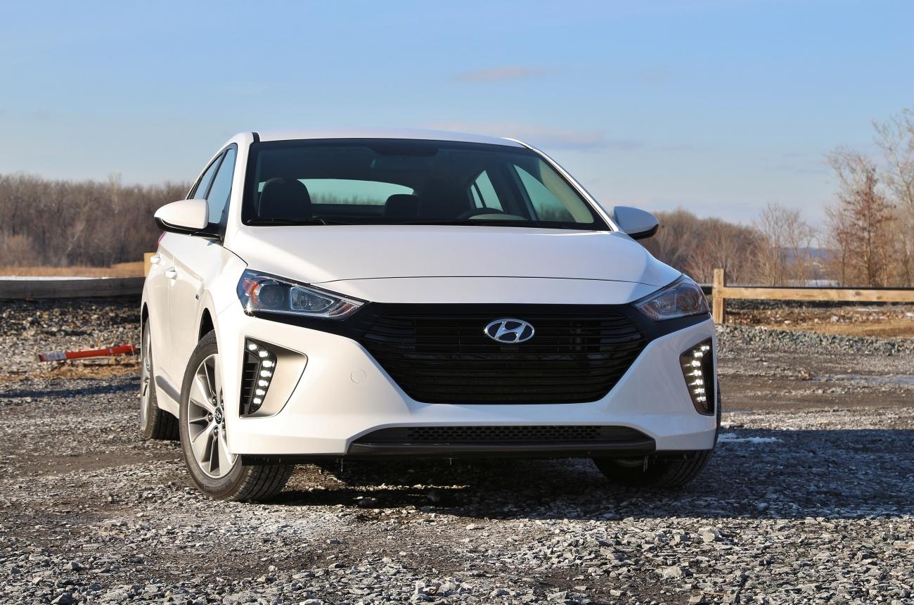 2018 Hyundai Ionic PHEV 1