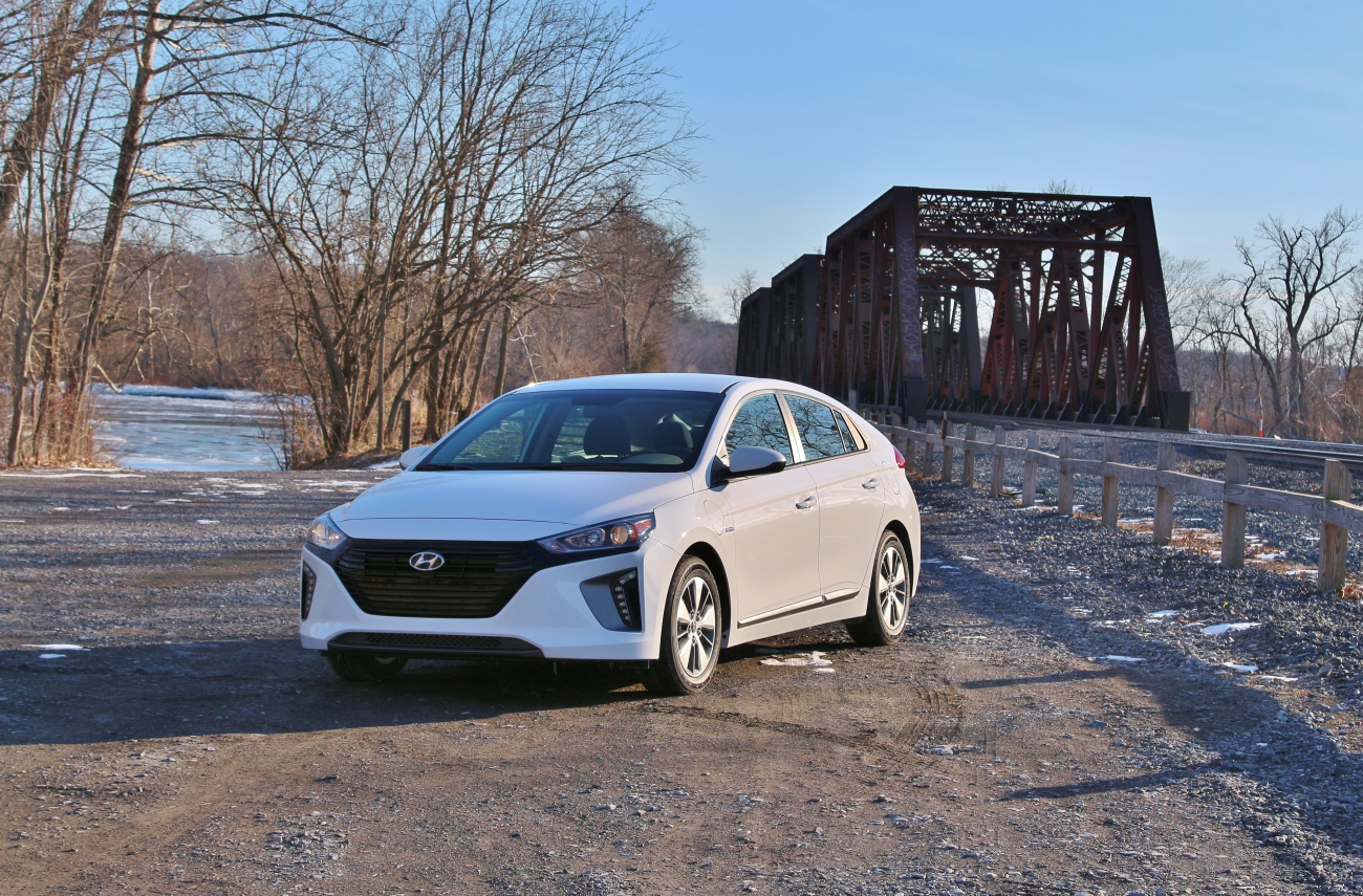 2018 Hyundai Ionic PHEV 4