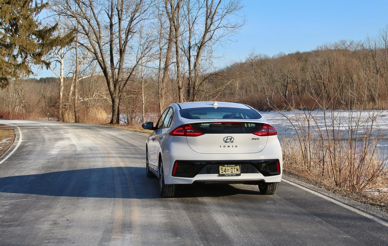 2018 Hyundai Ionic PHEV 7