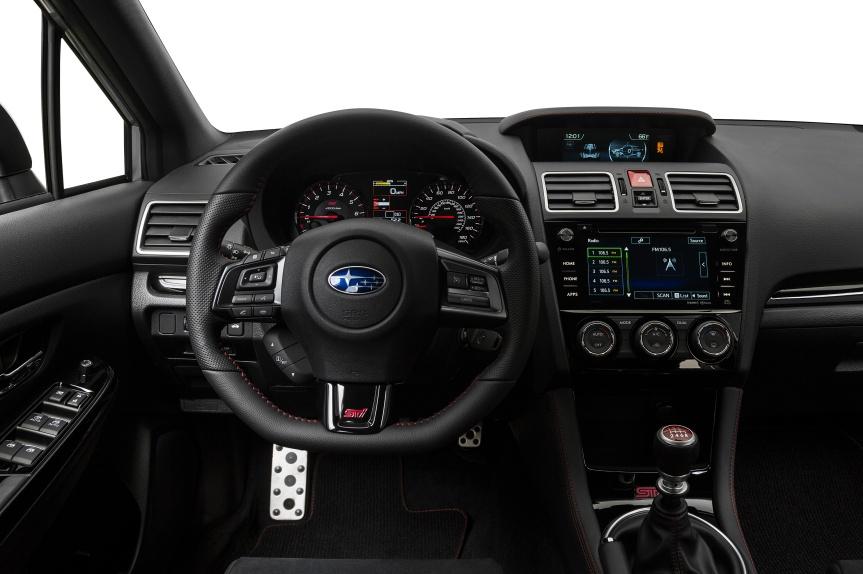 2018 Subaru WRX STi 13