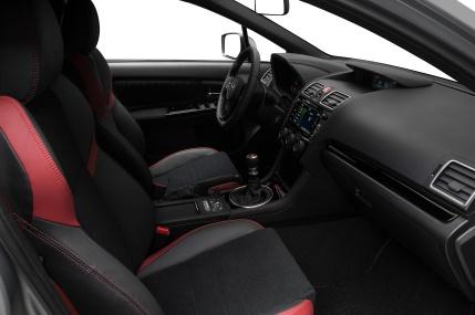 2018 Subaru WRX STi 16