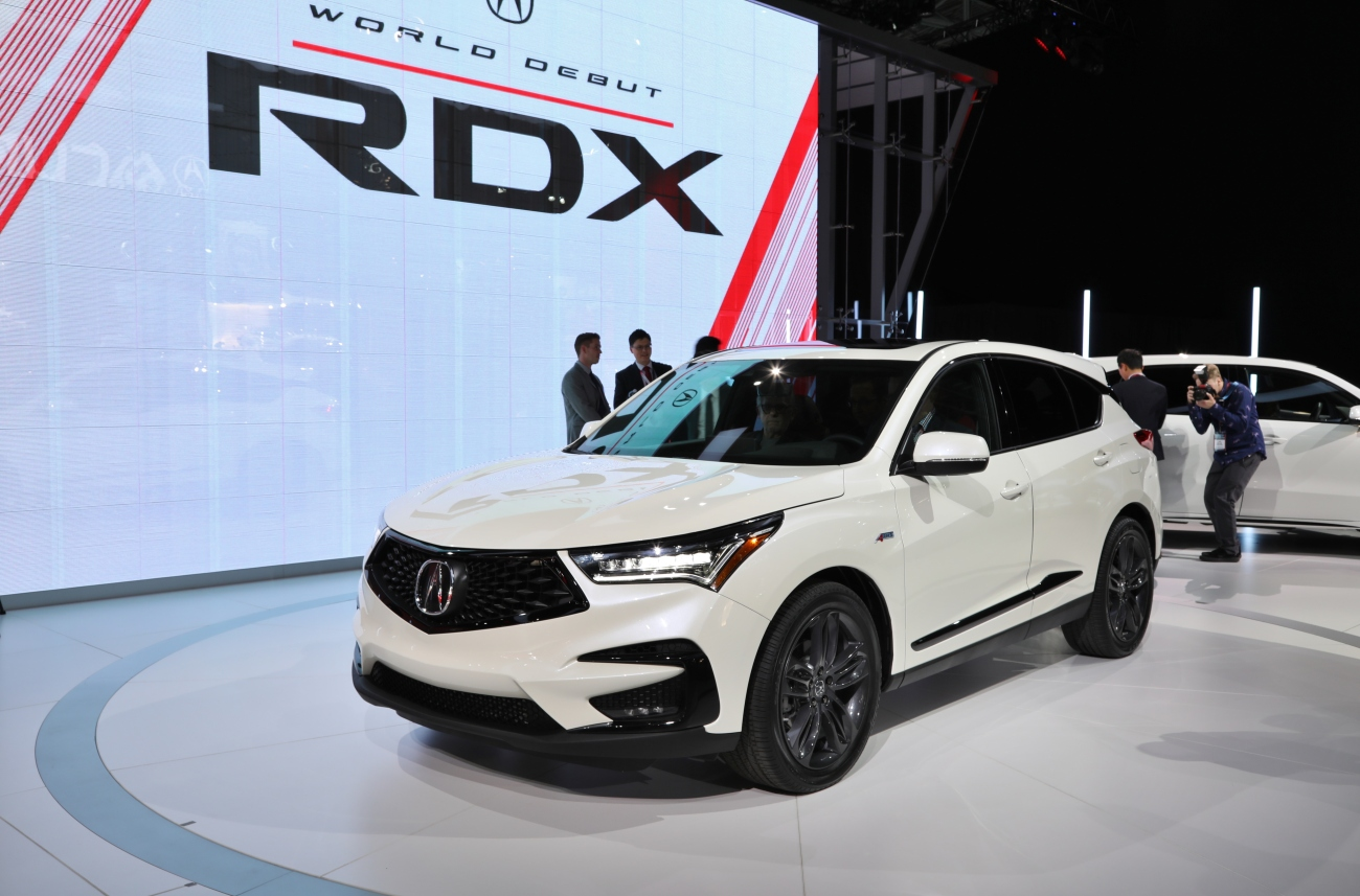 Acura RDX ASpec 1