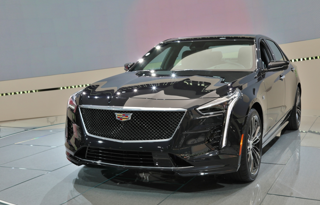 Cadillac CT6 VSport 1