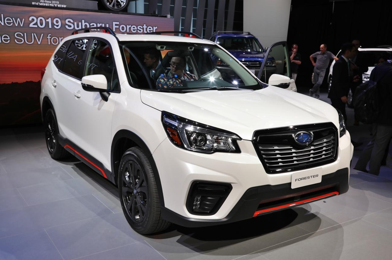 Subaru Forester 1