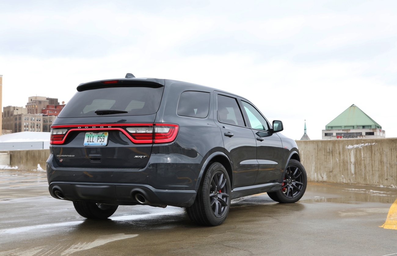 2018 Dodge Durango SRT 8
