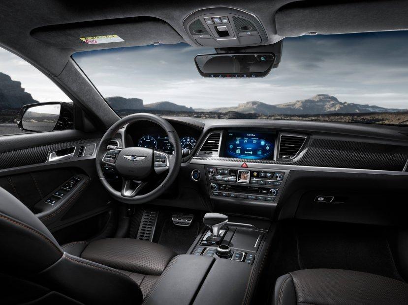 2018 Genesis G80 Sport 19