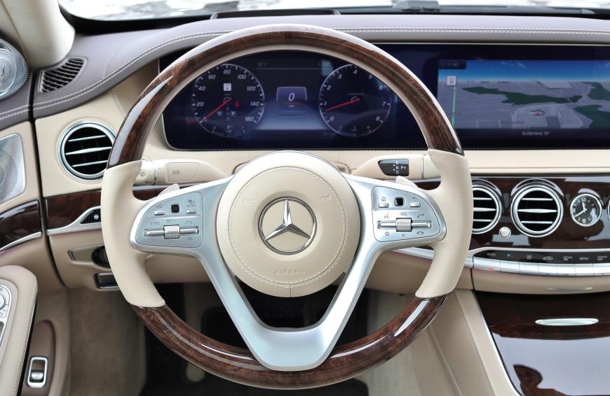 2018 Mercedes S450 11