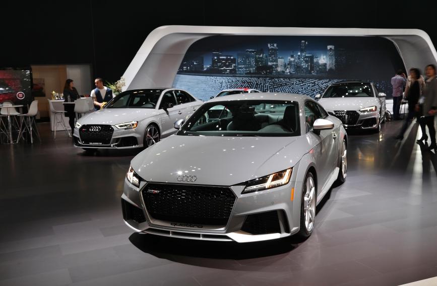 Audi 2018