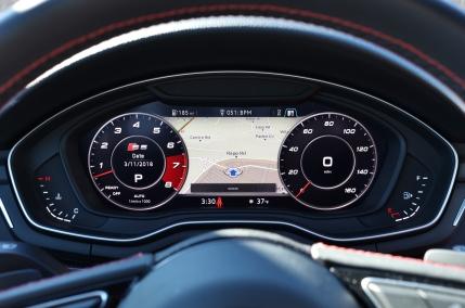 2018 Audi S5 Sportback 9