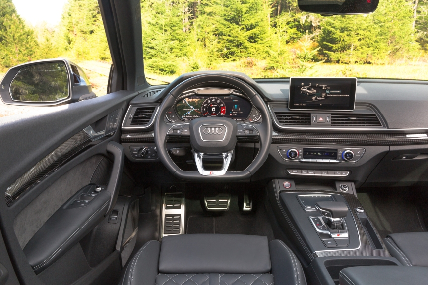 Rejuvenated 2018 Audi Sq5 Limited Slip Blog