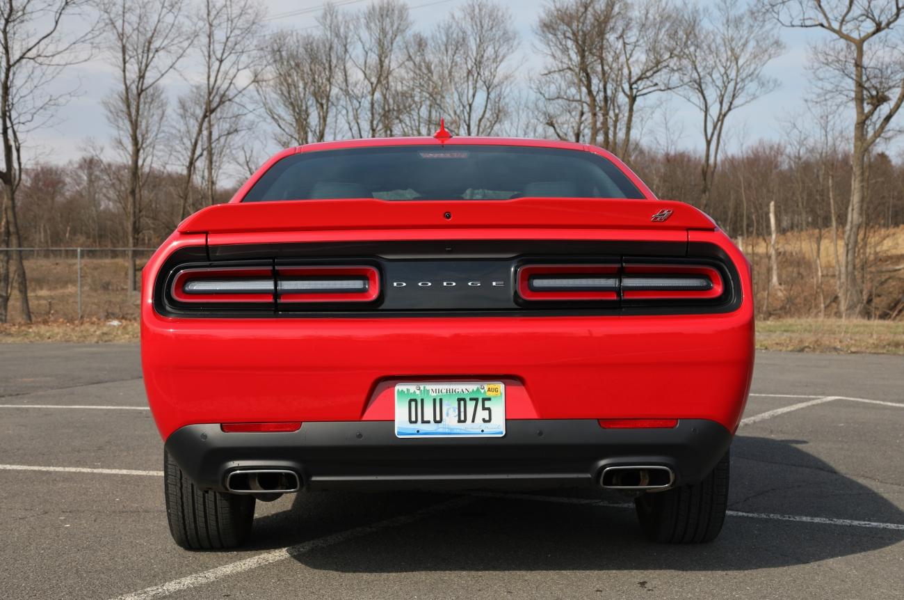 2018 Dodge Challenger GT 9