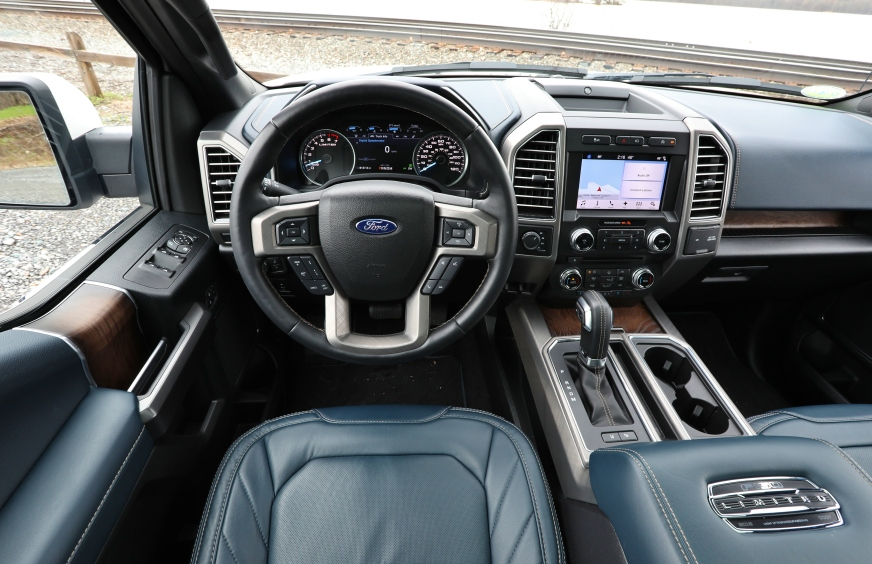 2018 Ford F150 Limited 11