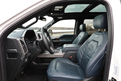 2018 Ford F150 Limited 13