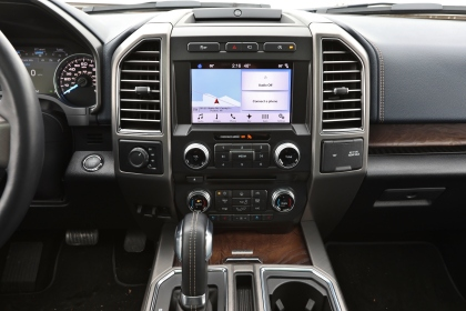 2018 Ford F150 Limited 14