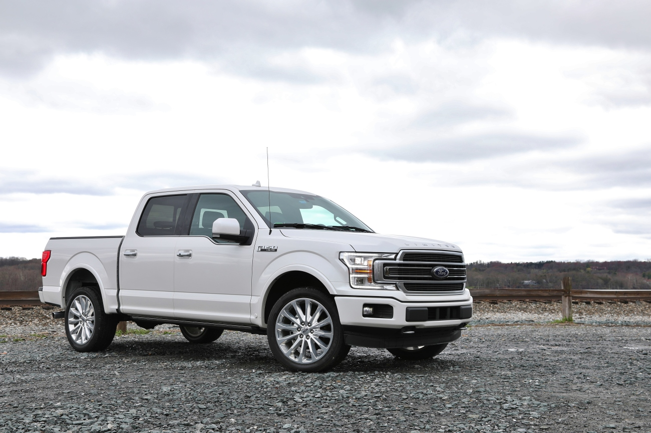2018 Ford F150 Limited 3