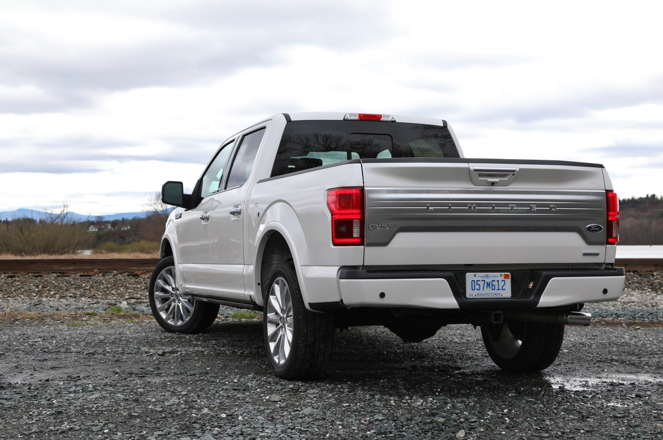 2018 Ford F150 Limited 9