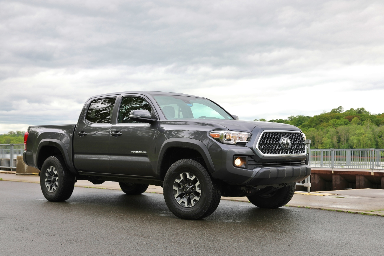 2018 Toyota TRD Offroad 1