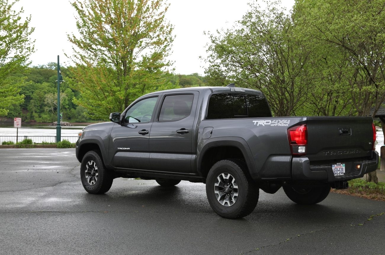 2018 Toyota TRD Offroad 8