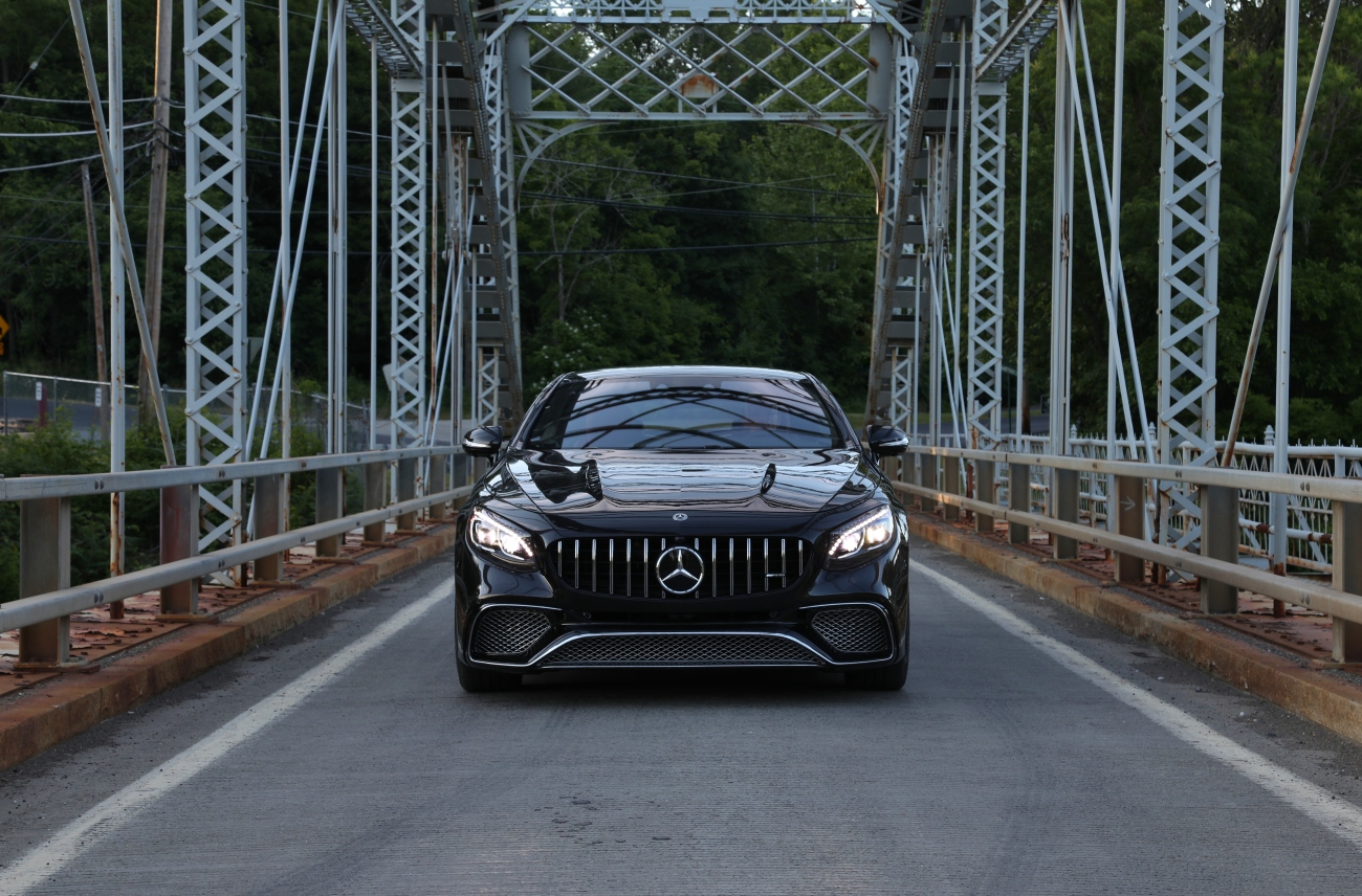 Mercedes AMG S65 Coupe 11