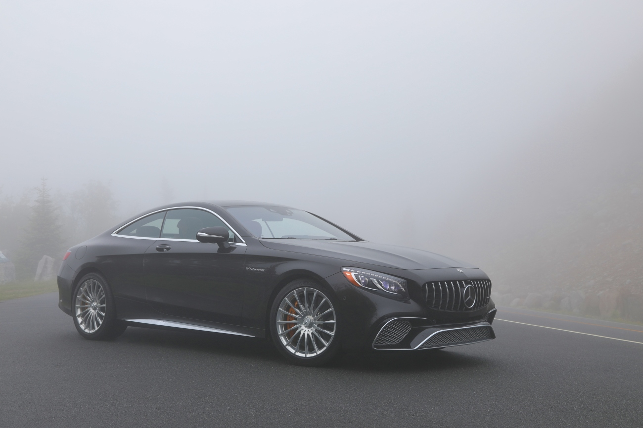Mercedes AMG S65 Coupe 16