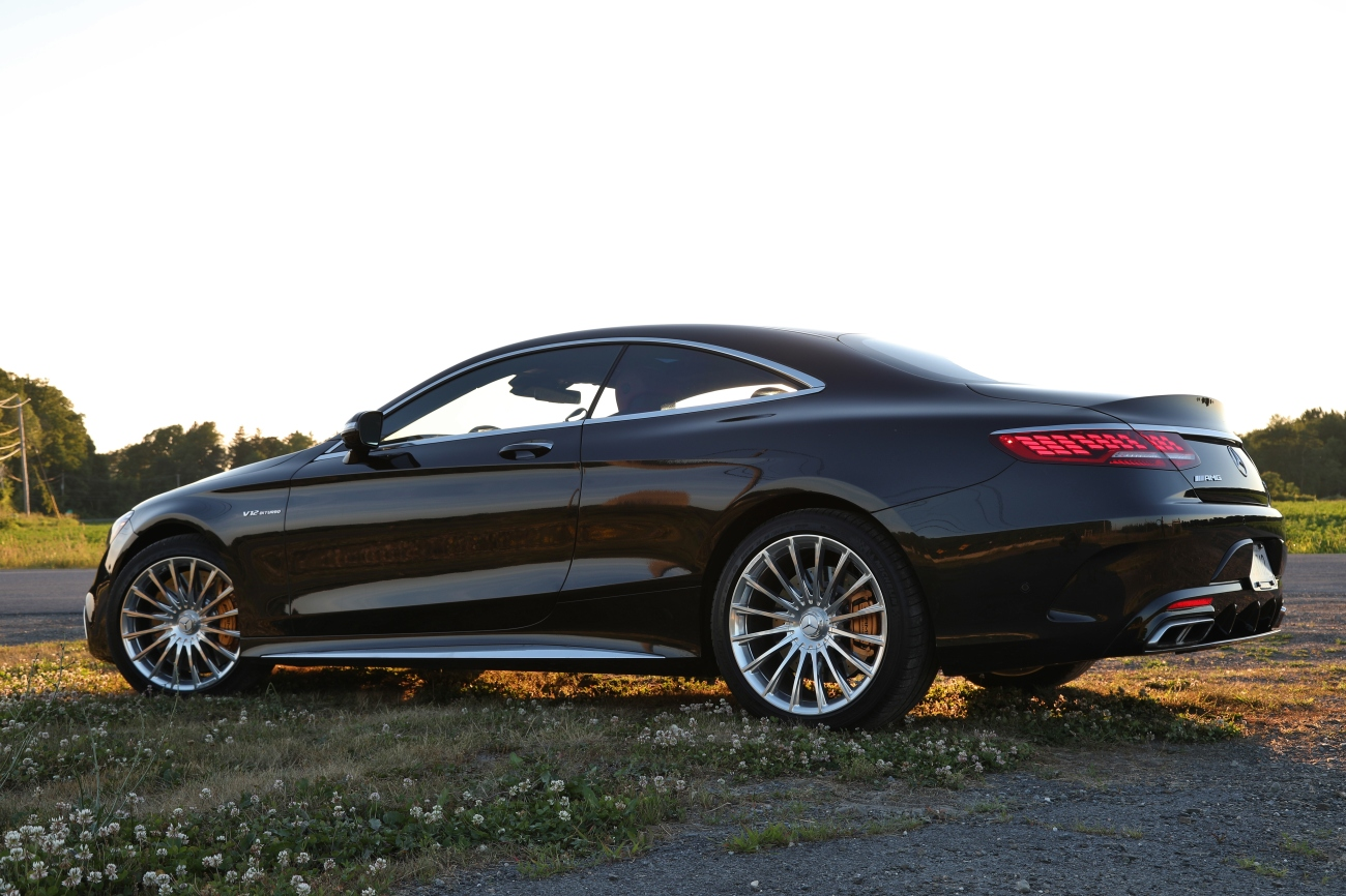 Mercedes AMG S65 Coupe 9