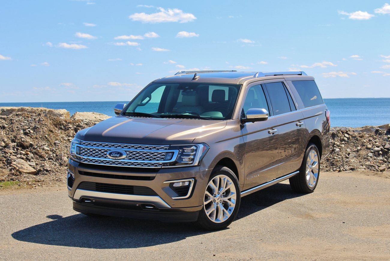 2018 Ford Expedition Max 1