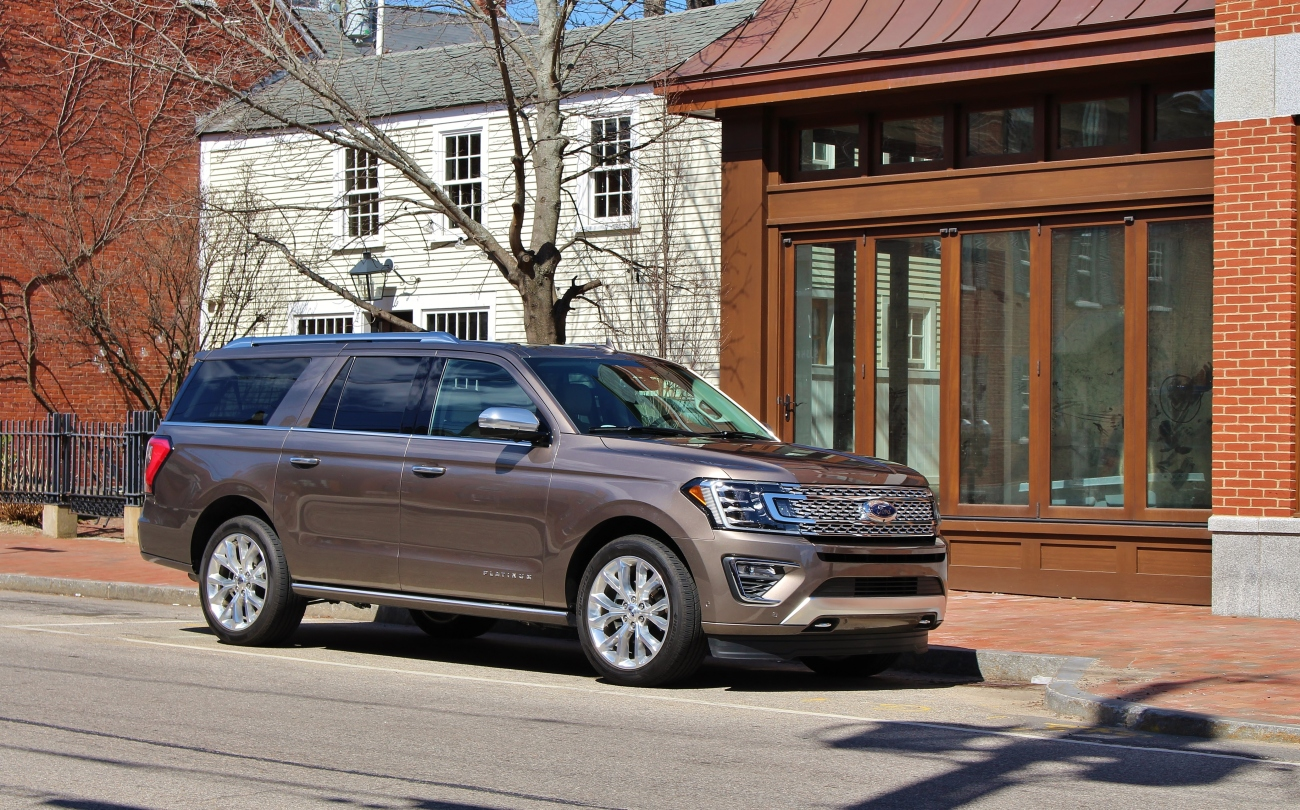 2018 Ford Expedition Max 6