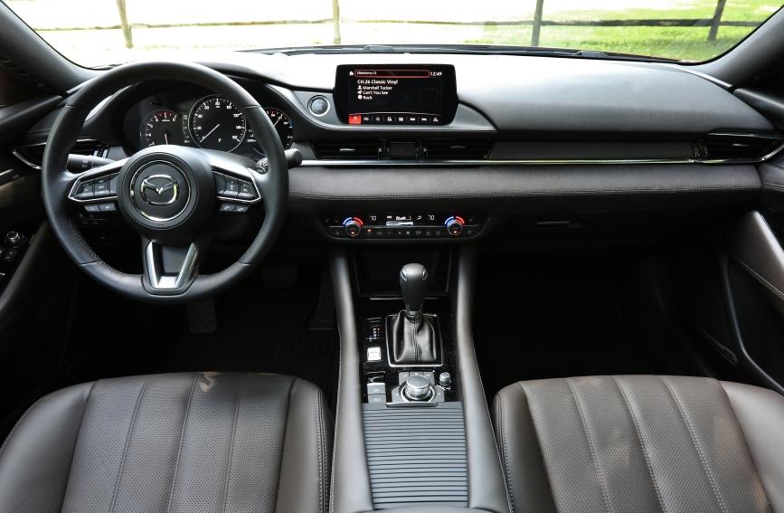 2018 Mazda 6 7