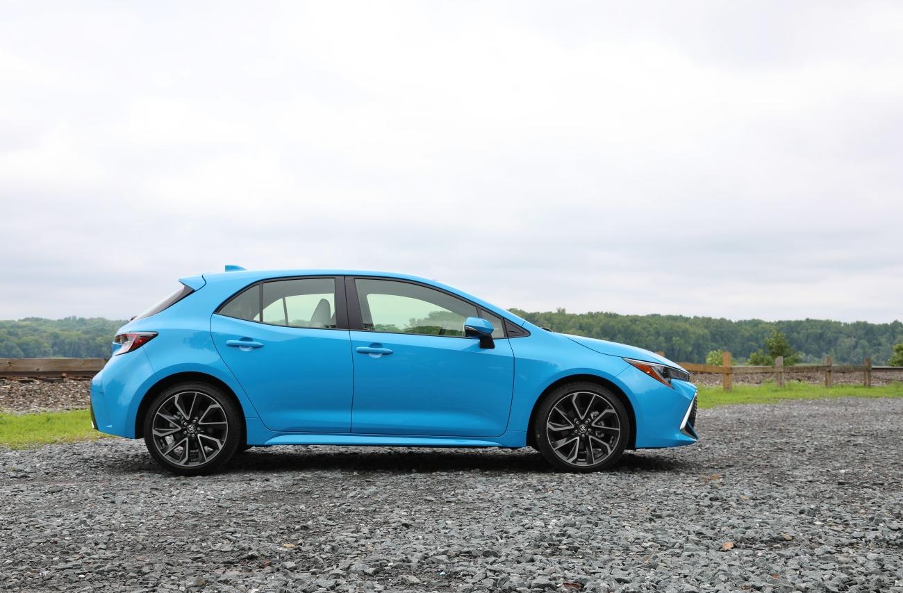 2019 Toyota Corolla Hatch 11