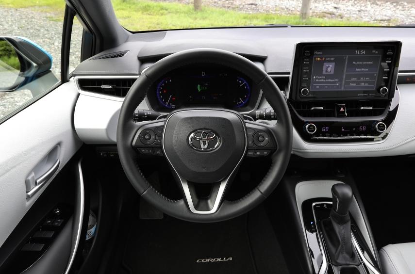 2019 Toyota Corolla Hatch 13