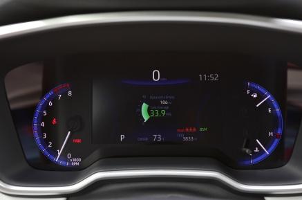 2019 Toyota Corolla Hatch 16