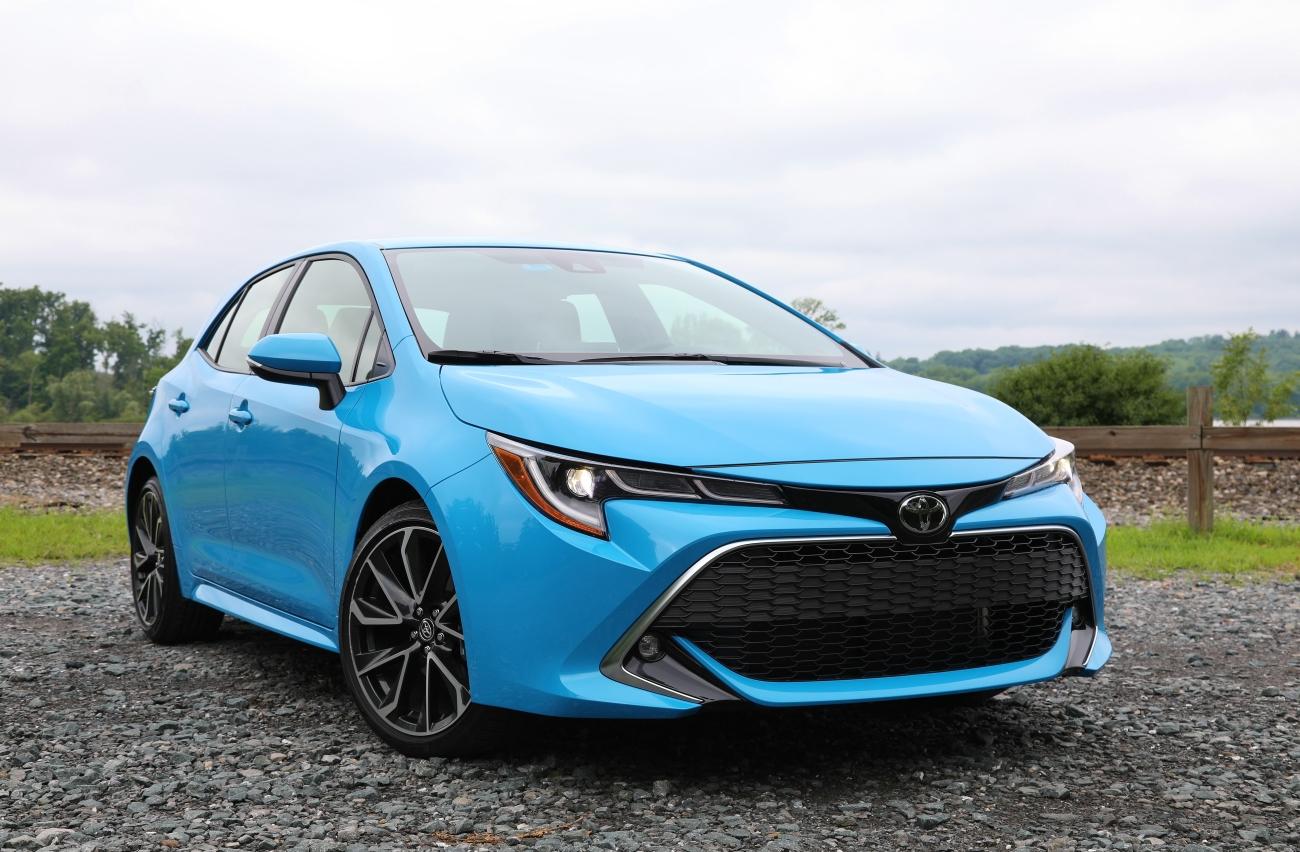 2019 Toyota Corolla Hatch 3