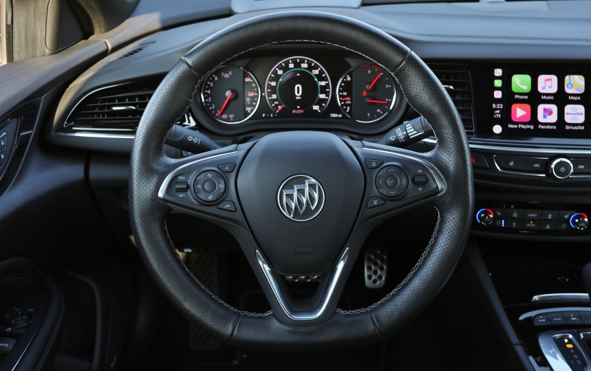 2018 Buick Regal GS 13