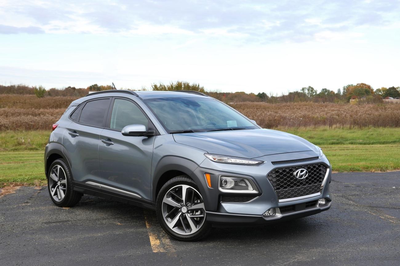 2018 Hyundai Kona 1