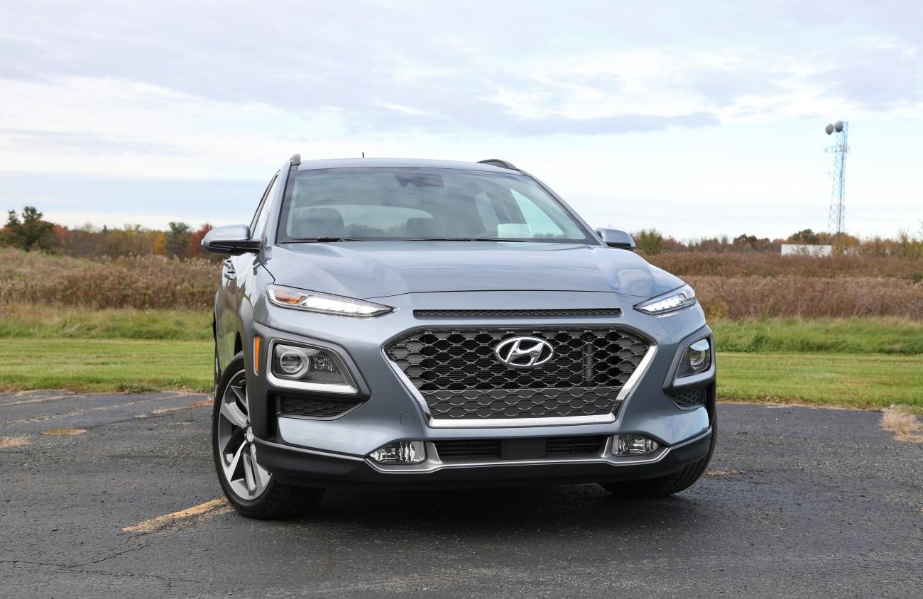 2018 Hyundai Kona 2
