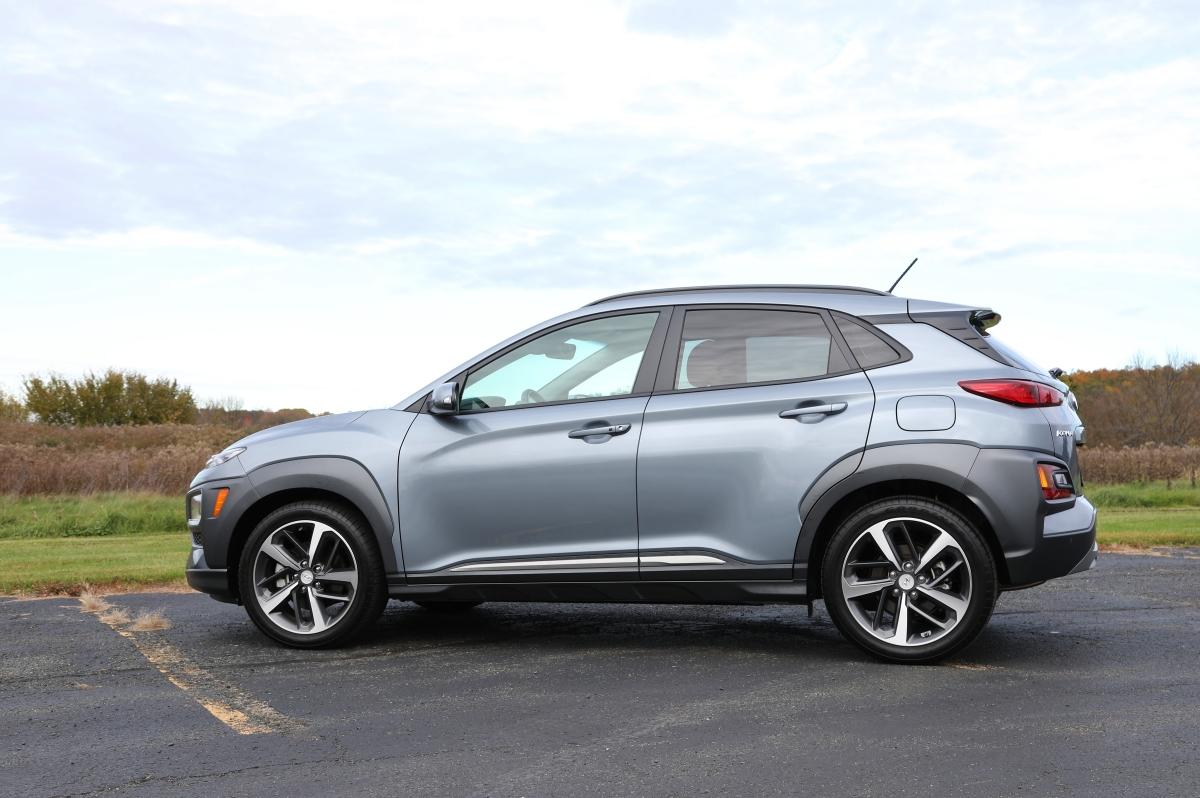 Big Kahuna: 2018 Hyundai Kona