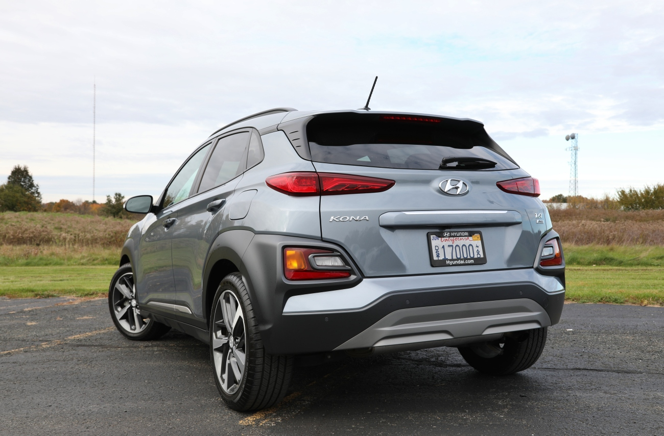 2018 Hyundai Kona 8