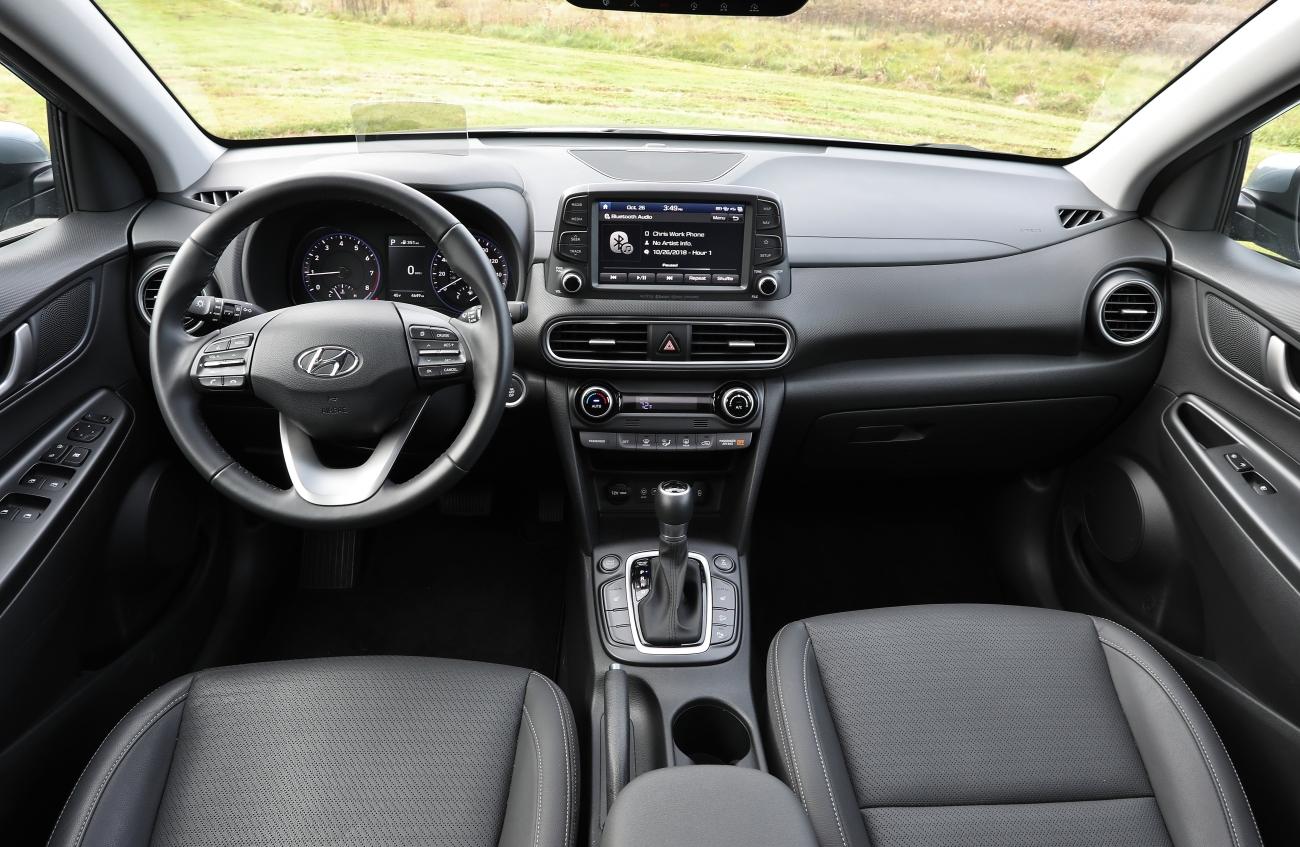 2018 Hyundai Kona 9