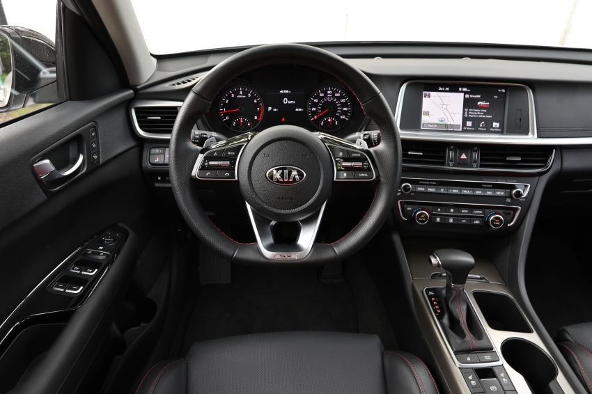 2019 Kia Optima SX 9