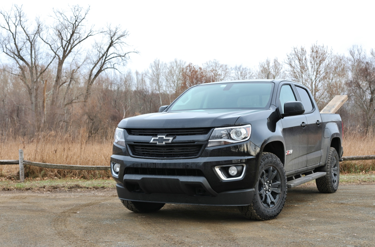 2019 Chevrolet Colorado 1