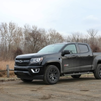 Quick Spin: 2019 Chevrolet Colorado Z71