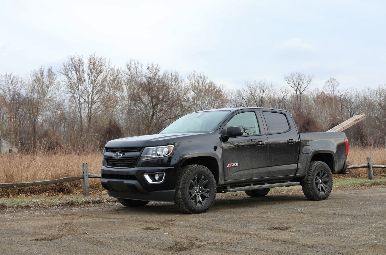 2019 Chevrolet Colorado 3