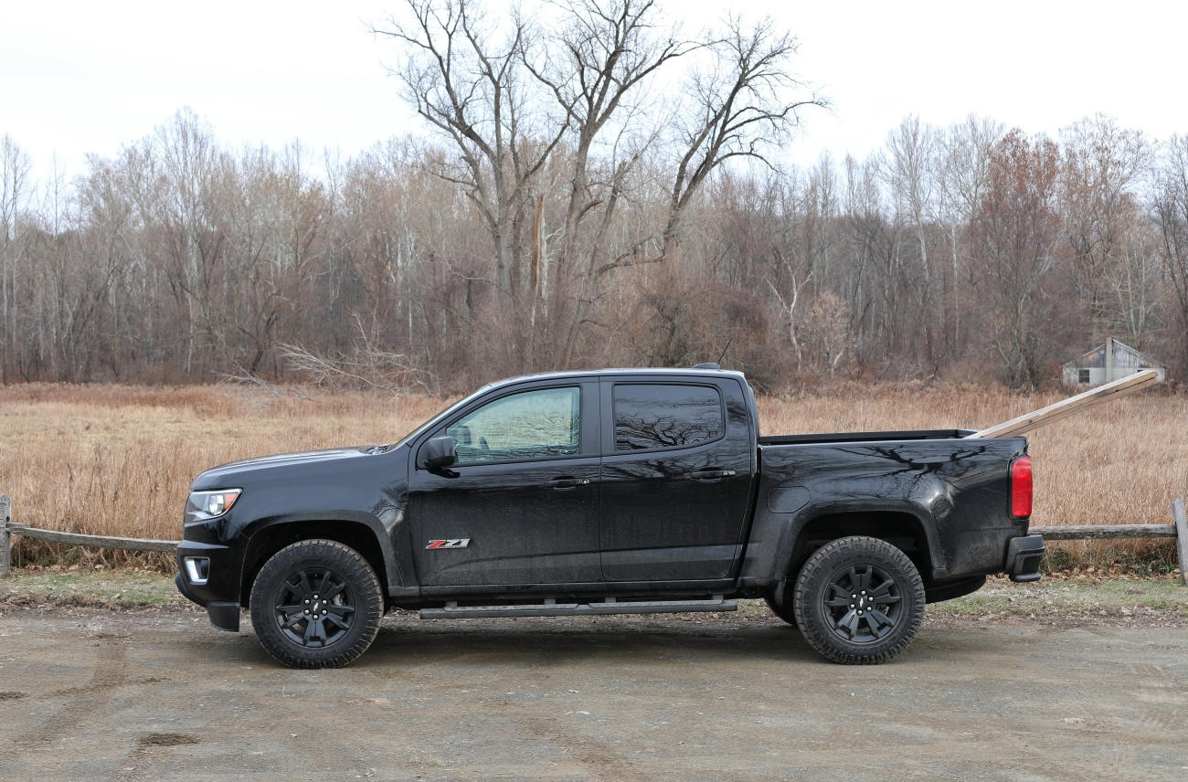 2019 Chevrolet Colorado 5