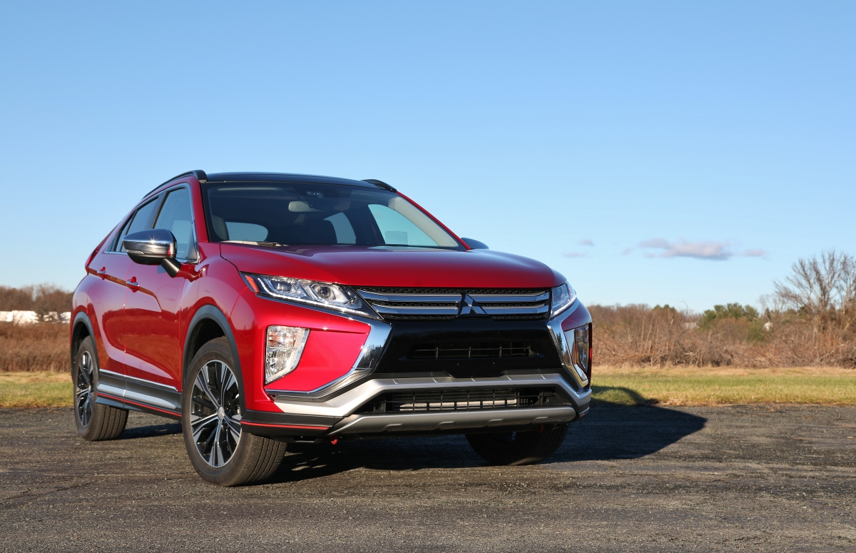 Total Eclipse: 2019 Mitsubishi Eclipse Cross