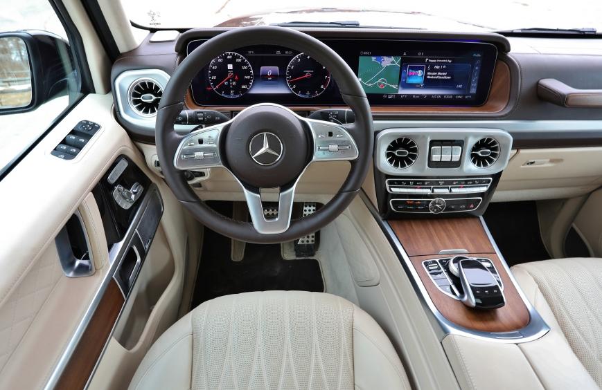 2019 Mercedes G550 16