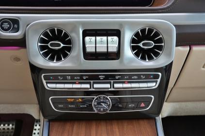 2019 Mercedes G550 18