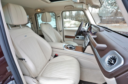 2019 Mercedes G550 19