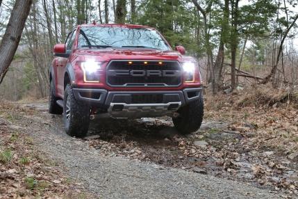 2019 Ford Raptor 12