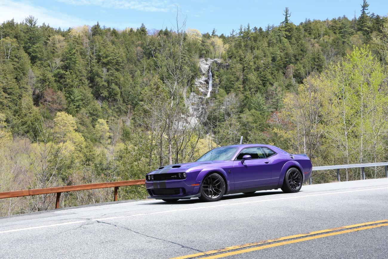 2019 Dodge Challenger Hellcat Redeye 1